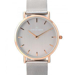 Zegarek damski na stalowej bransolecie