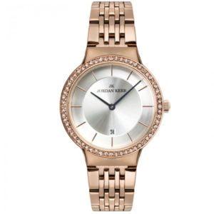 Damski stalowy zegarek