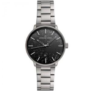 Zegarek męski z ciemną tarczą